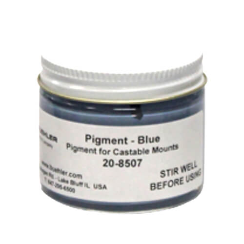 RED PIGMENT FOR CASTABLE MNTS