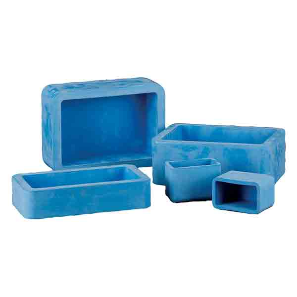 EDPM Rectangular Molds - 1/Pack