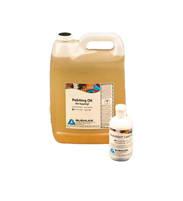 AutoMet Lapping Oil