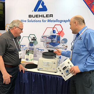 Buehler Introduces New Automated Castable Mount System – SimpliVacTM at TMS 2020