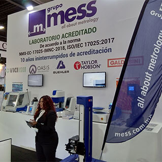 Buehler Metallographic and Hardness Equipment at ExpoManufactura 2020 in Monterrey, Mexico