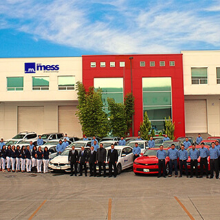 Grupo Mess Named Exclusive Distributor for all Buehler Products Including Metallography and Wilson Hardness in Mexico