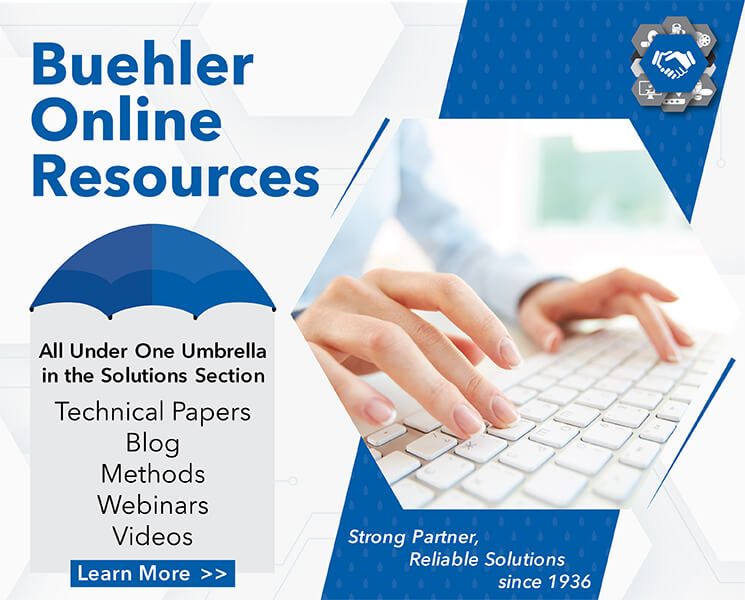 Buehler Online Resources