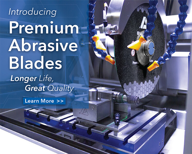 Premium Abrasive Blades | Longer Life Great Quality
