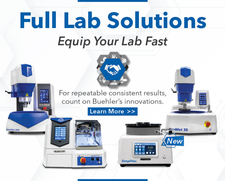 Full Lab Solution Delivered Fast